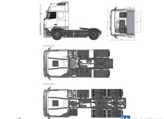 Volvo FH Globetrotter XL Cab L2H3