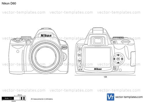Templates - Miscellaneous - Photo Cameras