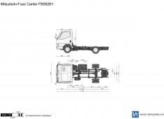 Mitsubishi-Fuso Canter FB092B1