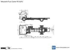 Mitsubishi-Fuso Canter FE122F2