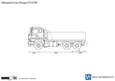 Mitsubishi-Fuso Shogun FV370K