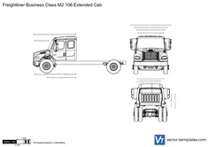 Freightliner Business Class M2 106 Extended Cab