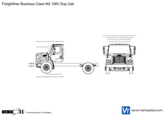 Freightliner Business Class M2 106V Day Cab