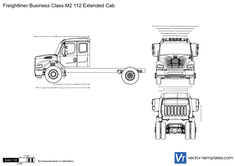 Freightliner Business Class M2 112 Extended Cab