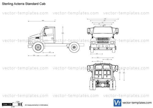 Sterling Acterra Standard Cab