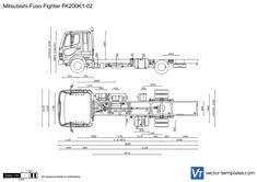 Mitsubishi-Fuso Fighter FK200K1-02