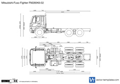 Mitsubishi-Fuso Fighter FM280K6-02