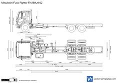 Mitsubishi-Fuso Fighter FN280U6-02