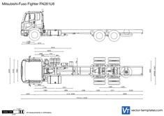 Mitsubishi-Fuso Fighter FN281U8