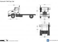 Kenworth T440 Day Cab
