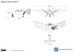 Mikoyan-Gurevich MiG-8