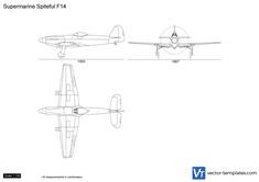 Supermarine Spiteful F14