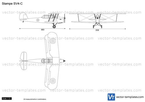 Stampe SV4-C