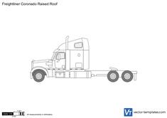 Freightliner Coronado Raised Roof