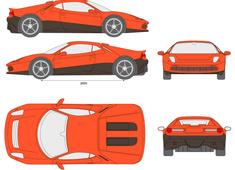 Ferrari SP12 EC Eric Clapton