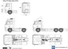 Volvo FH Day Cab L1EH1