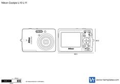 Nikon Coolpix L10 L11