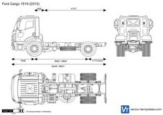 Ford Cargo 1519