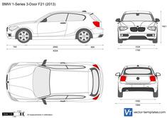 BMW 1-Series 3-Door F21