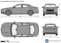 Mercedes-Benz CLA-Class C117