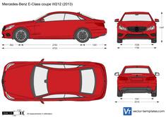 Mercedes-Benz E-Class Coupe W212