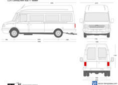 LDV Convoy Mini Bus 17 seater