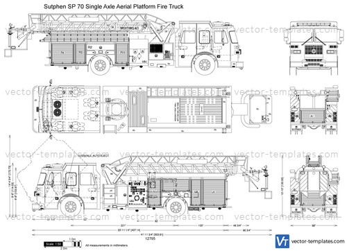 photograph regarding Fire Truck Template Printable named Cost-free Printable Fireplace Truck Coloring Web pages For Children. Firetruck