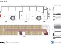 Volvo B12M