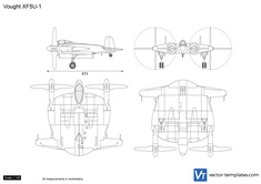 Vought XF5U-1