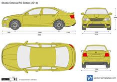 Skoda Octavia RS Sedan