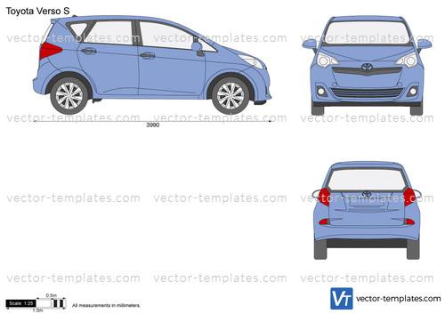 Toyota Verso S