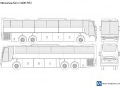 Mercedes-Benz O400 RSD