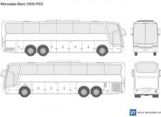 Mercedes-Benz O500 RSD