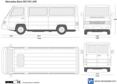 Mercedes-Benz MB100 LWB