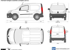 Renault Kangoo Express Compact