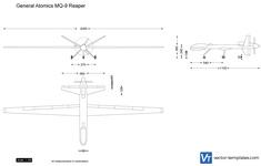 General Atomics MQ-9 Reaper
