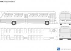 GMC Greyhound Bus