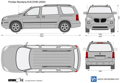 Pontiac Montana SV6 EWB