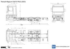 Renault Magnum E4270 P6x2