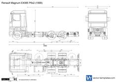 Renault Magnum E4385 P6x2
