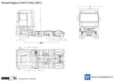 Renault Magnum E4510 P6x2