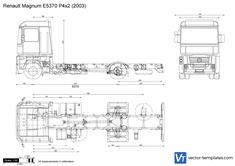 Renault Magnum E5370 P4x2