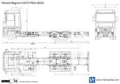 Renault Magnum E5370 P6x2