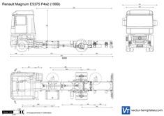 Renault Magnum E5375 P4x2