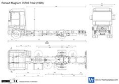 Renault Magnum E5705 P4x2