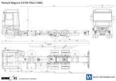 Renault Magnum E5705 P6x2