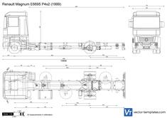 Renault Magnum E6695 P4x2