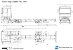 Renault Magnum E6820 P4x2
