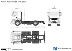Renault Premium 4x2 R 3700