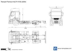 Renault Premium 4x2 R 4100